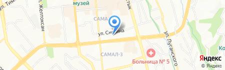 Qfit на карте Алматы