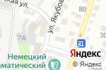 Схема проезда до компании Инструмент в Алматы