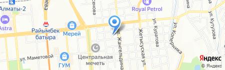 Discover Kazakhstan на карте Алматы