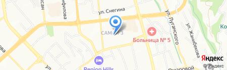 HILL Corporation на карте Алматы