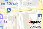 Схема проезда до компании AБ service в Алматы