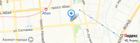 Архив Президента Республики Казахстан на карте Алматы