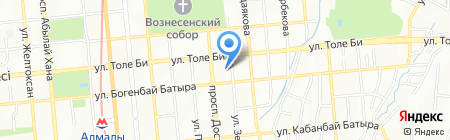 Стиль Fashion на карте Алматы