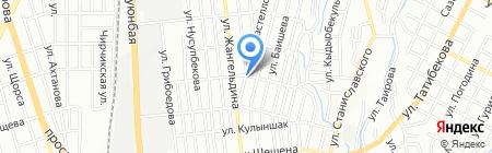 Общественный фонд Российских соотечественников и казачества на карте Алматы