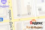 Схема проезда до компании Платежный терминал, Kaspi bank в Алматы