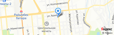02 на карте Алматы