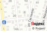 Схема проезда до компании ФОРМУЛА УЮТА в Алматы