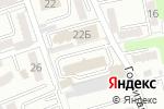 Схема проезда до компании Непоседа в Алматы