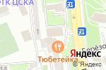 Схема проезда до компании ТЮБЕТЕЙКА в Алматы