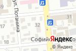 Схема проезда до компании Автокредит НЛК, ТОО в Алматы