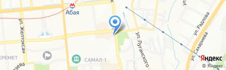 Apples Kazakhstan на карте Алматы