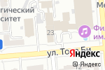 Схема проезда до компании АТТ в Алматы