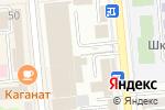Схема проезда до компании Казтехосмотр, ТОО в Алматы
