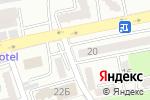 Схема проезда до компании Сауле в Алматы