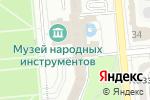 Схема проезда до компании Воентурист в Алматы