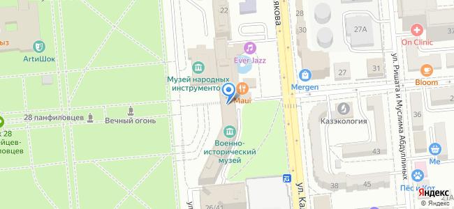 La Boheme, ул. Зенкова, 24
