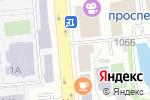 Схема проезда до компании Kozlovna в Алматы
