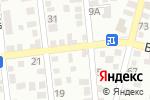 Схема проезда до компании Оксана в Алматы