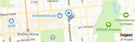 ATM.EuroAsia на карте Алматы