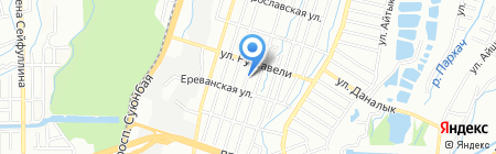 МВ АРНА на карте Алматы