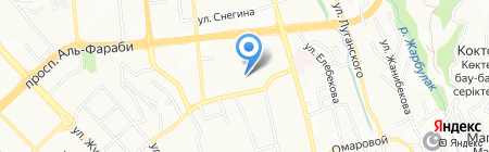 Chekhov на карте Алматы