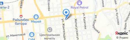 Print Complex на карте Алматы