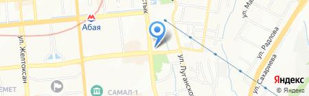 Korlott на карте Алматы