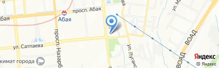 Bureau 1985 на карте Алматы