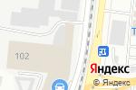 Схема проезда до компании Blue Star of Kazakhstan в Алматы
