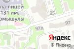 Схема проезда до компании Albeta Kazakhstan в Алматы