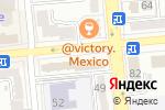 Схема проезда до компании VideoSecurity.kz в Алматы