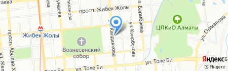 Crea Y & R на карте Алматы