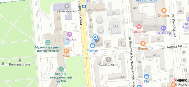 Территория творчества «Valna», ул. Калдаякова 34