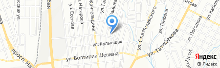 Rannis на карте Алматы