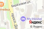 Схема проезда до компании TONI & GUY в Алматы