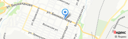 АЛЬДИ ТОО на карте Алматы