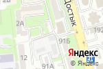 Схема проезда до компании Сантор, ТОО в Алматы