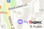 Схема проезда до компании NOVA medical centre в Алматы