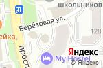 Схема проезда до компании Light Lounge в Алматы