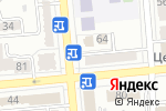Схема проезда до компании Four Seasons Clinic в Алматы