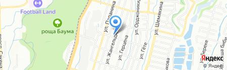 MGroup на карте Алматы
