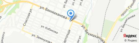 ProfiCom на карте Алматы