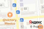 Схема проезда до компании Arvest в Алматы