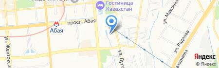 Fotodom на карте Алматы
