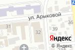 Схема проезда до компании IBRAKOM в Алматы