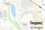 Схема проезда до компании Brandmoda.kz в Алматы