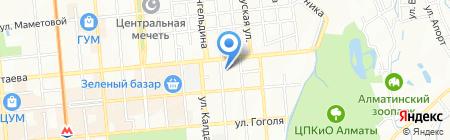 Medical Assistance Group на карте Алматы