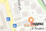 Схема проезда до компании Юридическая компания в Алматы