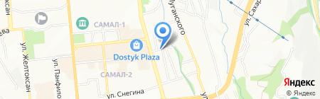 BODESIGN на карте Алматы