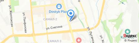 Lenz Architects на карте Алматы